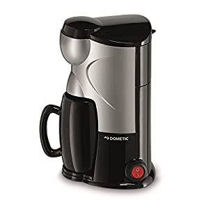 Waeco Dometic 9600000339 Perfect Coffee One Cup Coffee Machine, 24 V