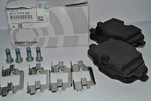 BMW Pastiglie freno posteriore Kit di riparazione F06/F10/F11/F12/F1334216775346