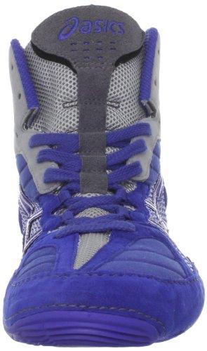 Asics Cael V5.0 Toile Baskets Royal Blue/silver