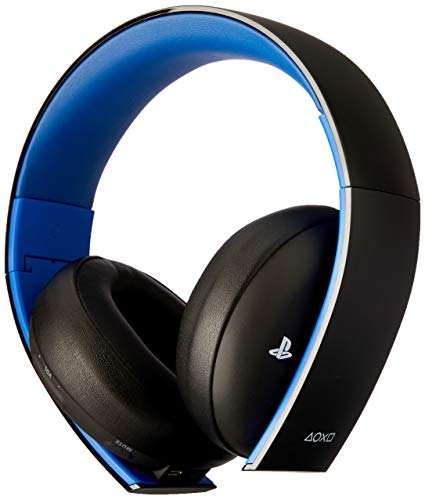 PlayStation 4 Wireless Stereo Headset 2.0, schwarz Wireless-stereo-headset