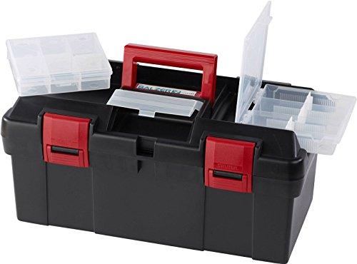 Preisvergleich Produktbild Balzer Angelkoffer Shuter Multi Organizer Geräte-Kasten für Angel-Zubehör 44x23x20cm