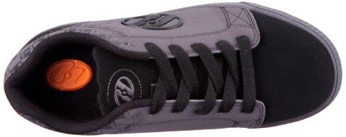 Heelys FADE 7769 Unisex - Kinder Sneaker Schwarz (Black/Charcoal)