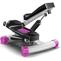 Preisvergleich für WYF Mini Stepper Übung Stepper Maschine Beine Arme Oberschenkel Toner Toning Machine Workout Training Fitness Treppe