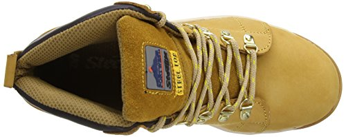 Portwest Steelite Mid Cut Nubuck Boot Sb, Chaussures de sécurité Homme Beige Miel (Honey)