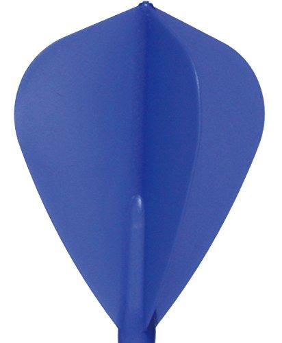 Plumes Fit Flight 6articles. Kite Bleu foncé
