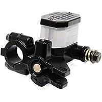 """sourcingmap® 7/8"""" Botella de líquido de frenos del depósito Diámetro del manillar Accesorio de Motocicleta aceite delantero para Moto GN GS"""