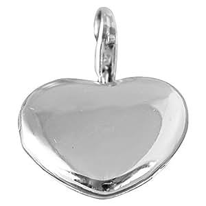 Thomas sabo t 0085–001–12 avec pendentif en forme de cœur argent