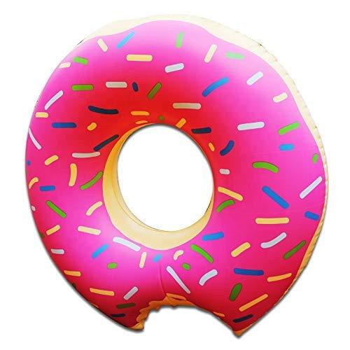 saxxdeluxe XXL Donut Schwimmring Schwimmreifen Wasser-Bade-Spielzeug Aufblasring Schwimmhilfe Autoreifen 120 cm vom Sachsen Versand