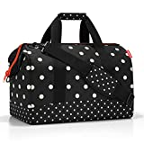 Reisenthel Allrounder L Mixed Dots Sac de Voyage 48 Centimeters 30 Noir (Mixed Dots)...