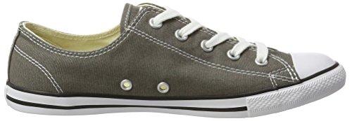 Converse - As Dainty Ox, Sneakers da donna grigio(Grau)