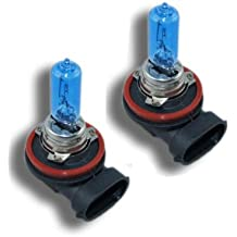 H9100W - Xenon Look lámpara halógena bombilla bombilla de repuesto set ...