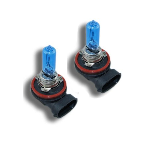 H955W - Xenon look lampe halogène ampoule ampoule de rechange set H9 12V 55W