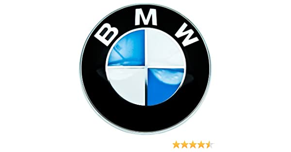 E86 Genuine BMW Front Roundel Bonnet Emblem Badge Z4 E85 E89 51147044207