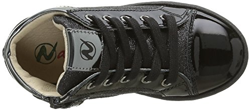 Naturino Jungen 4193 Sneaker Schwarz - Schwarz