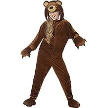 Smiffy 's–Disfraz de oso (Tamaño Grande)