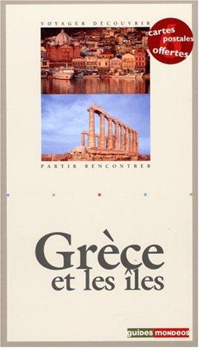 Grèce et les îles par Dominique de La Tour