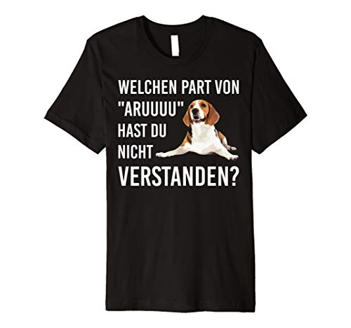 Beagle T-Shirt Hundebesitzer Geschenk Hund Dog Lover -
