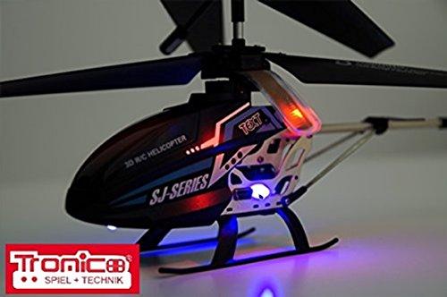 Tronico RC Joystick Helikopter - 7