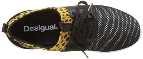 Desigual Shoes_speed W, Chaussures De Course À Pied Pour Femme Black (2000 Black)