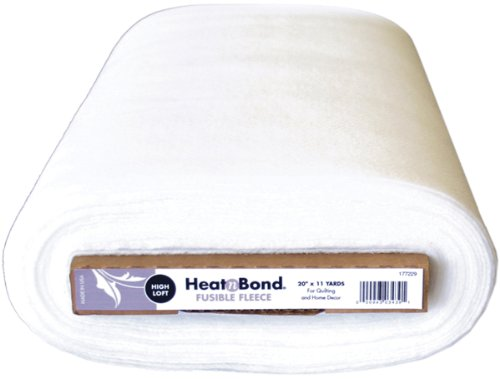 heat-n-bond-20-inch-x-11-yd-extra-high-loft-fleece-fusible-white