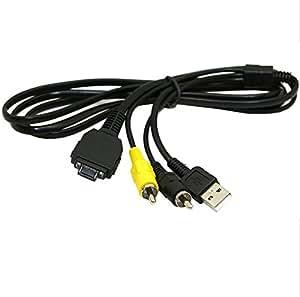 VMC-MD1 (USB / AV) Câble Data USB pour Sony