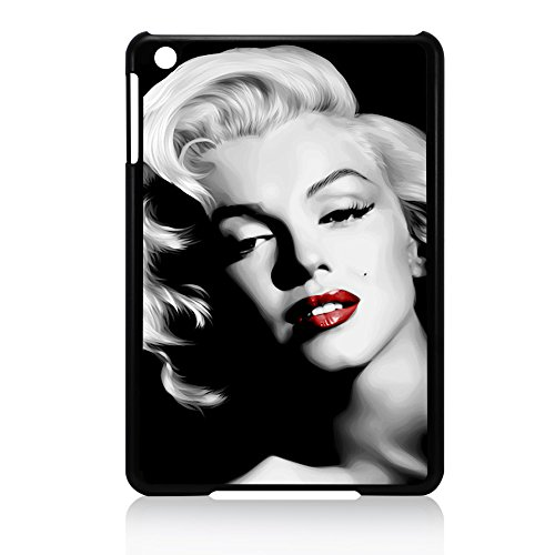 4 Ipad Monroe Hülle Marilyn (iPad Mini 4 Generation 4 Back Schutzhülle Case Cover – hot10012 Marilyn Monroe)