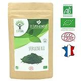 Spiruline bio   150 comprimés   Complément alimentaire   Superaliments   Energie - Sport BCAA   Bioptimal - nutrition naturelle   Conditionnée, Contrôlée et Analysée en France