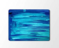 Mouse Pad | Printed Mouse Pad | Designer High Quality Waterproof Coating Gaming Mouse Pad /Mat with Smooth Surface-Dark Blue