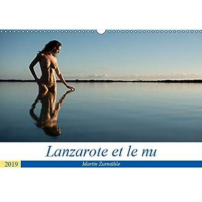Lanzarote et le nu 2019: Photos erotiques dans la nature de l'Ile de Lanzarote