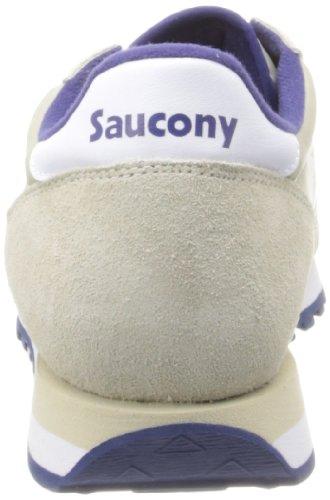 Saucony erwachsene Saucony low wildleder Jazz unisex Grigio sneaker Jazz Original 7rwA765fq