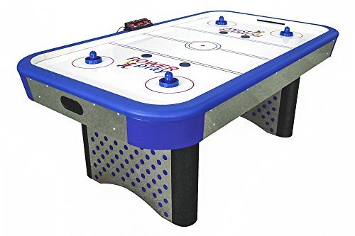 Airhockey Dybior Cobra, 7 ft. (Fuß), blau/grau