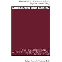 Migranten und Medien.
