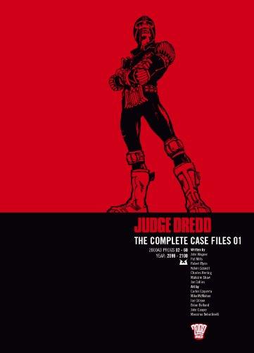 Judge Dredd The Complete Case Files 01 (Wagner Brian)
