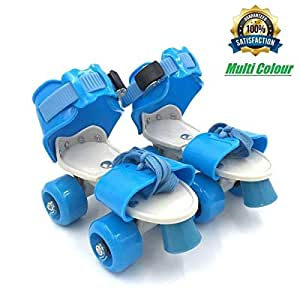 Sufi World Roller Skates for Kids Age Group 5-12 Years Adjustable Inline Skating Shoes