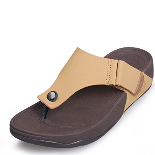 Frühling und sommer männer casual beach sandalen/Dickleder sandalen C