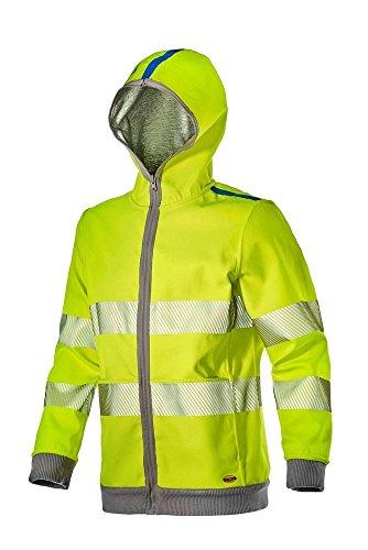 diadora-utility-felpa-con-cappuccio-alta-visibilita-reversibile-tg-ml-giallo-fluo-grigio-melange-med