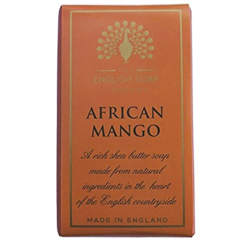 African Mango Pure Indulgence Luxury Soap 190g