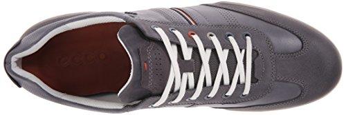 Ecco ENRICO Herren Sneakers Grau (MOONLESS/TITANIUM 55880)