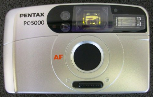 Pentax PC 5000 Appareils Photo Argentiques Compact 24 x 36 (135 mm)