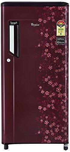 Whirlpool 185 L 5 Star Direct-Cool Single-Door Refrigerator (200 IMPWCool PRM 5S, Wine Exotica)