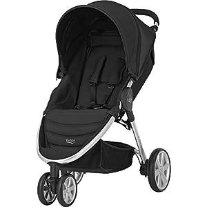 Britax Römer B-AGILE 3 stroller pushchair, birth to 4 years (15kg), Cosmos Black   5