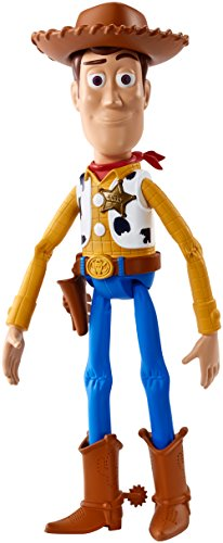 (Disney/Pixar Toy Story Talking Woody by Mattel)