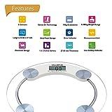 Best Bathroom Weighing Scales - Mcp Digital Glass Bathroom Weighing Scale Measurement-Med-13 Review
