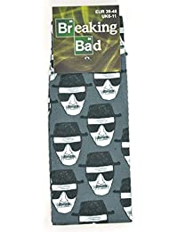 Men's Paire de chaussettes Motif BREAKING BAD photo Taille :  39 à 45