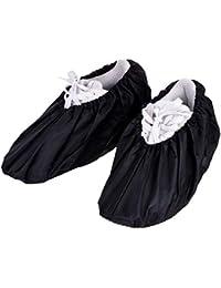 X-Mile 2 Pares Cubierta de Zapato Antideslizante Impermeable Resistente Lavable reutilizable Cubrecalzado Cubiertas de