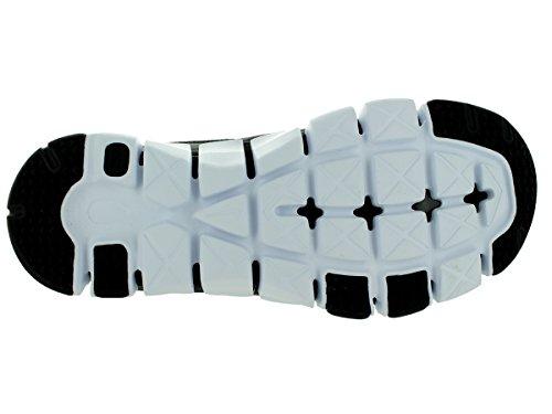 Nike Flex Show Tr 3, Chaussures de Sport Homme, Man Noir / Blanc (Noir / Blanc-Anthracite)