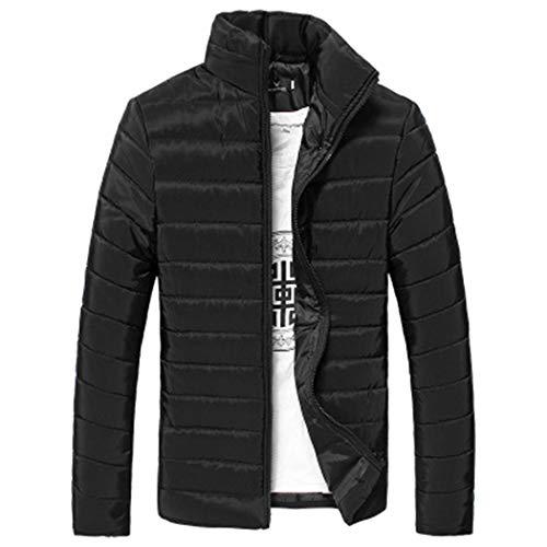 Meihet Chaqueta liviana de los hombres para empacar,  chaqueta de invierno,  abrigo cálido,  abrigo con cremallera,  outwear
