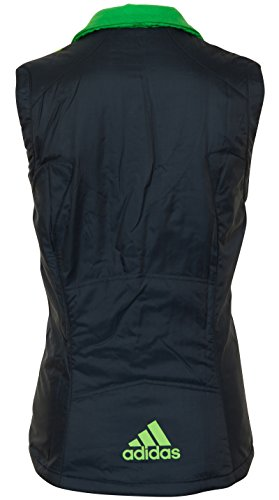 adidas PL Femme Ski/Cross-country/d'extérieur Gilet Navy