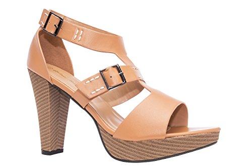 3d07af7b861c9 À 45 Andres sandales 35 42 La Femmes pour Boucles Soft De Beige Am5074 32  petites ...
