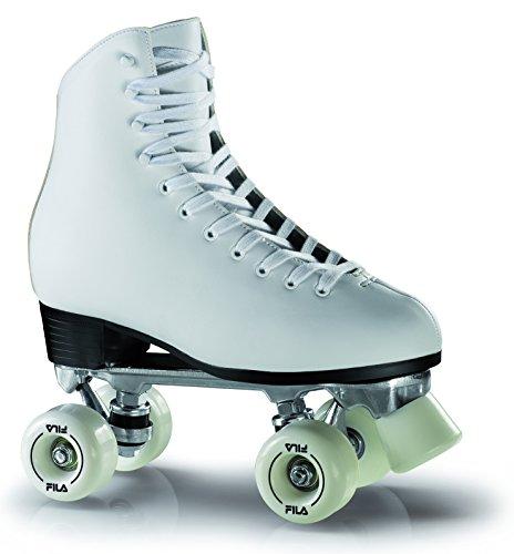 Fila Damen Skates Eve Roller Rollschuhe Weiß 38